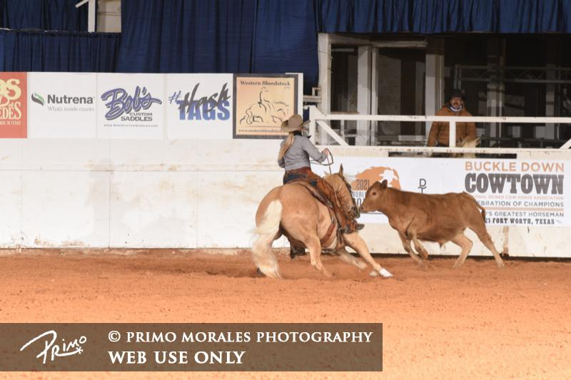 Kelli Buckley & NVR Another Lucky Hit - 4th, $5K Non Pro Limited; Finalist, $1K Non Pro Limited